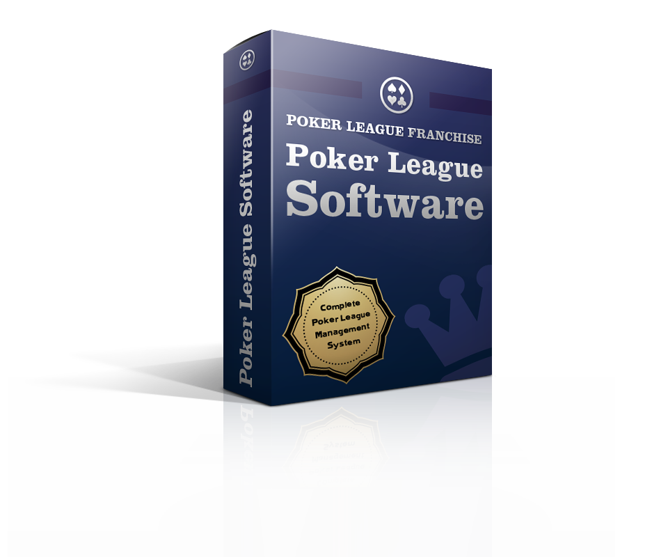 Poker League Software Box